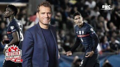 Equipe De France Rothen Inquiet Par Le Niveau Des Leaders Hzmard Tgpc Image