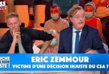Eric Zemmour Victime Dune Decision Injuste Du Csa K2Cx6Hw 74 Image