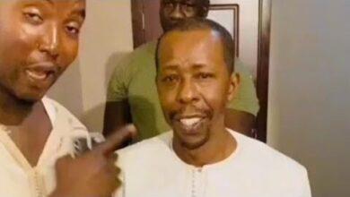 Eskeuy Premier Apparition Du Milliardaire Cheikh Amar Apres Son Accident Eiba7Ds14Sq Image