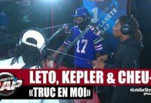 Exclu Leto Feat Kepler Cheu B Truc En Moi Planeterap 6R 9Jvc0I S Image