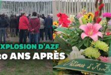 Explosion De Lusine Azf De Toulouse Lhommage 20 Ans Apres Lsfg0Itpy1O Image