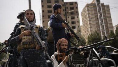 Facoes Dos Talibas Em Conflito No Governo Afegao Wlrcbly94Q8 Image