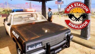 Frische Snacks Locken Die Cops An Gas Station Simulator L2I74S 7Iaw Image