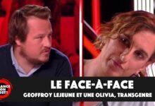 Geoffroy Lejeune Face A Une Personne Transgenre Vous Participez A Une Propagande Mediatique Hdzn7T5H9Am Image