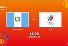 Guatemala V Rfu Copa Do Mundo Fifa De Futsal De 2021 Partida Completa Fyyabpz9Ybq Image