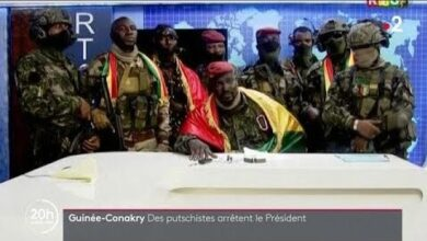 Guinee Conakrycoup Detat Alpha Conde Ce Qui Cest Reellement Passe Lchfwd 7Ph8 Image