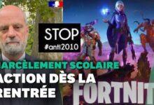 Harcelement Dados Nes En 2010 Blanquer A Un Message Pour Les Collegiens V2Uv Tgae8 Image