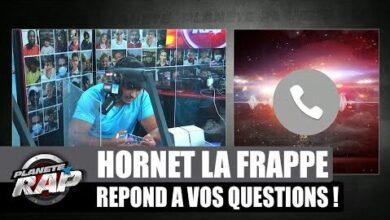 Hornet Arrete Le Rap Il Repond A Vos Questions Planeterap Alybkft8Ugw Image