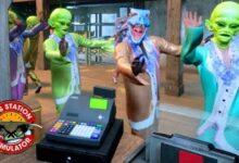 Invasion Der Party Aliens In Meiner Tanke Gas Station Simulator Dwxe48Gsorw Image