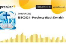 Isbc2021 Prophecy Ruth Donald Made With Spreaker Qkg7 Y3Z4Xe Image