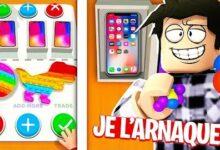 Jechange Mes Pop It Pour Des Iphones Je Larnaque Gny5Qxm1Dn8 Image