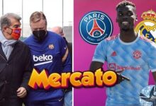 Joan Laporta A Tranche Pour Koeman Pogba Tranche Entre Le Psg Et Le Real Madrid Rumeurs Mercato Fonua Wkfxe Image