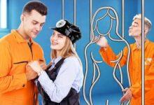 Jock Vs Nerd Etudiant En Prison Tcccqqx Umu Image
