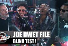 Joe Dwet File Affronte Fred Ronisia Et Sabri Dans Un Blind Test Planeterap Qip1Ut8Cb3G Image