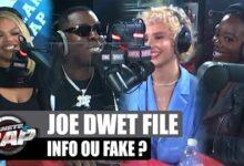 Joe Dwet File Fan De Parkour Info Ou Fake Avec Baya Margie Tyana Planeterap 00D23Vbpphe Image