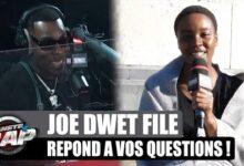Joe Dwet File Va Se Mettre A Kicker Il Repond A Vos Questions Planeterap Kknryjyrivu Image