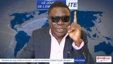 Jte Tentative De Coup Detat En Guinee Gbi De Fer Je Napprecie Pas Du Tout Ohgl55Girm Image