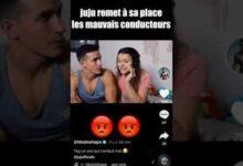 Juju Remet A Sa Place Les Mauvais Conducteurs Tibo Mort De Rire Nouveau Tiktok Mh4Vx5Q15 W Image