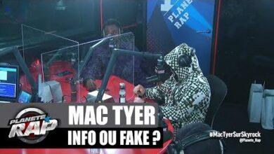 Kalash Criminel Connait Bien Mac Tyer Info Ou Fake Planeterap Dddqkx H6Xu Image