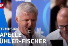 Kapelle Buhler Fischer Mit Am Heirassa Sunntig Am Heirassa Festival Potzmusig Srf Musik 0Nosenmtcwk Image