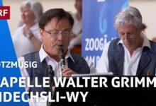 Kapelle Walter Grimm Eidechsly Wy Am Heirassa Festival Potzmusig Srf Musik Kdmvaqmi A Image