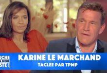 Karine Le Marchand Une Diva Sur Le Tournage De Lamour Est Dans Le Pre Ranftsqrwke Image