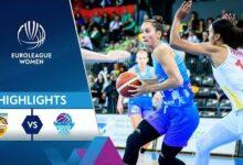 Kayseri Basketbol Sk Ksc Szekszard Highlights Qualifiers Euroleague Women 21 22 Hpozyjz3Bly Image