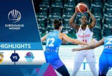 Kayseri Basketbol Sk Ksc Szekszard Highlights Qualifiers Euroleague Women 21 22 Nnimurd6Mck Image