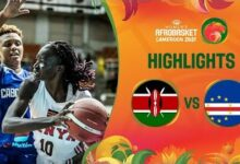 Kenya Cape Verde Game Highlights Fiba Womens Afrobasket 2021 Nmllnkpaiwq Image