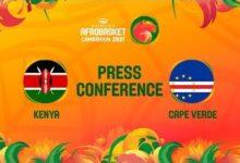 Kenya V Cape Verde Press Conference Fiba Womens Afrobasket 2021 D0Ikcyjvfrs Image