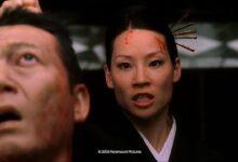 Kill Bill Volume 1 O Ren Ishii Decapite Tanaka Clip Hd Sj3Nnze40Oa Image