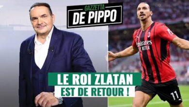 La Gazzetta De Pippo Le Roi Zlatan De Retour La Juve Chute A Naples Dglucnl6Rxi Image