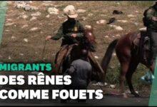 La Maison Blanche Condamne Lusage Des Fouets Par Les Gardes Frontieres Evyd7J11Yzg Image