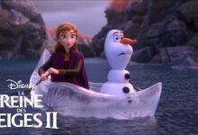 La Reine Des Neiges 2 Anna Et Olaf Voyagent Sur Un Bateau De Glace Disney Be Hn4Gn5Ck9Oi Image