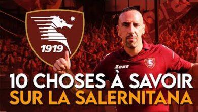 La Salernitana Le Nouveau Club De Franck Ribery Decrypte En Infos Jzs8Snfz Cc Image