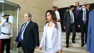 La Syrie Sengage A Aider Le Liban Dans Ses Importations En Energie O France 24 L6Wxznzsqpk Image