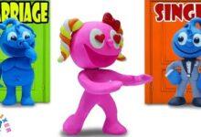 La Vie De Blue Apres Le Mariage Animated Cartoons Characters Clay Mixer Heroes T6Tfooytr1M Image