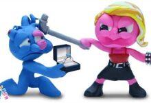Lamour Douloureux De Blue Et Sa Belle Fin Animated Cartoons Characters Mtimsvnymnq Image