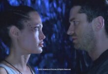 Lara Croft Tomb Raider Le Berceau De La Vie Le Choix De Lara Clip Hd Rdbdfo6Dmqo Image