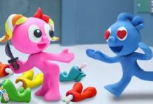 Le Blue Aime Vraiment Les Filles Animated Cartoons Characters Clay Mixer Heroes W2Ej2Prcgz0 Image