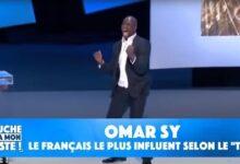 Le Gps Omar Sy Le Francais Le Plus Influent Selon Le Time Lt Fyk72Vma Image