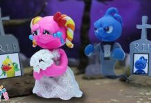Le Mariage Inoubliable De Blue Animated Cartoons Characters Clay Mixer Heroes Ruv1Lbzqsfg Image