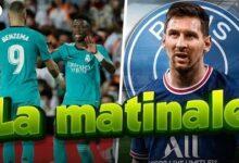 Le Real Madrid Renversant A Mestalla Rien Ne Va Pour Lionel Messi Matinale J Jaof00B7Q Image