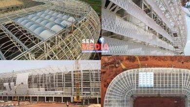 Le Stade De Diamniadio Avance A Grands Pas Ce Sera Un Joli Bijou Wvrmto6Csxg Image