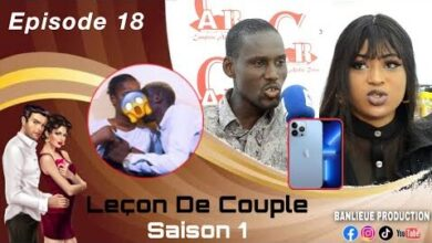 Lecon De Couple Episode 18 Iphone 13 Bi Digua Thi Guiss Histoire Bou Raw Boy Habib Iphone 7 91Ozowrfroq Image