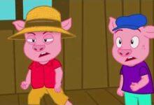Les 3 Petits Cochons Comptines Originales Avec Les Ptits Zamis Mh4U Pi8Xe8 Image