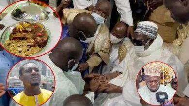 Les Berndes Royal De Serigne Mountakha A Aziz Ndiaye Balla Gaye 2 Et Toute Sa Delegation Apres N064V1Zfhtm Image