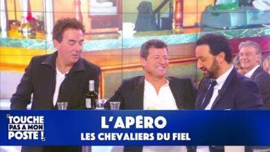 Les Chevaliers Du Fiel Revisitent Le Sketch De Lapero Tpmp D7Ysalqj1 K Image