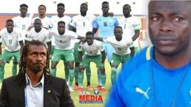 Les Lions Doivent Sassumer Davantage Pour Prendre La Can Et Se Qualifier Au Mondial 2022 Arzco3Serxy Image