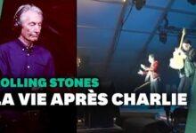 Les Rolling Stones Ont Rendu Hommage A Charlie Watts Lors Du Premier Show Depuis Son Deces Z3Uedsrudh4 Image